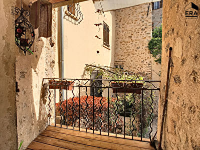 APPARTEMENT 3 PIECES TERRASSE A VENDRE FAYENCE